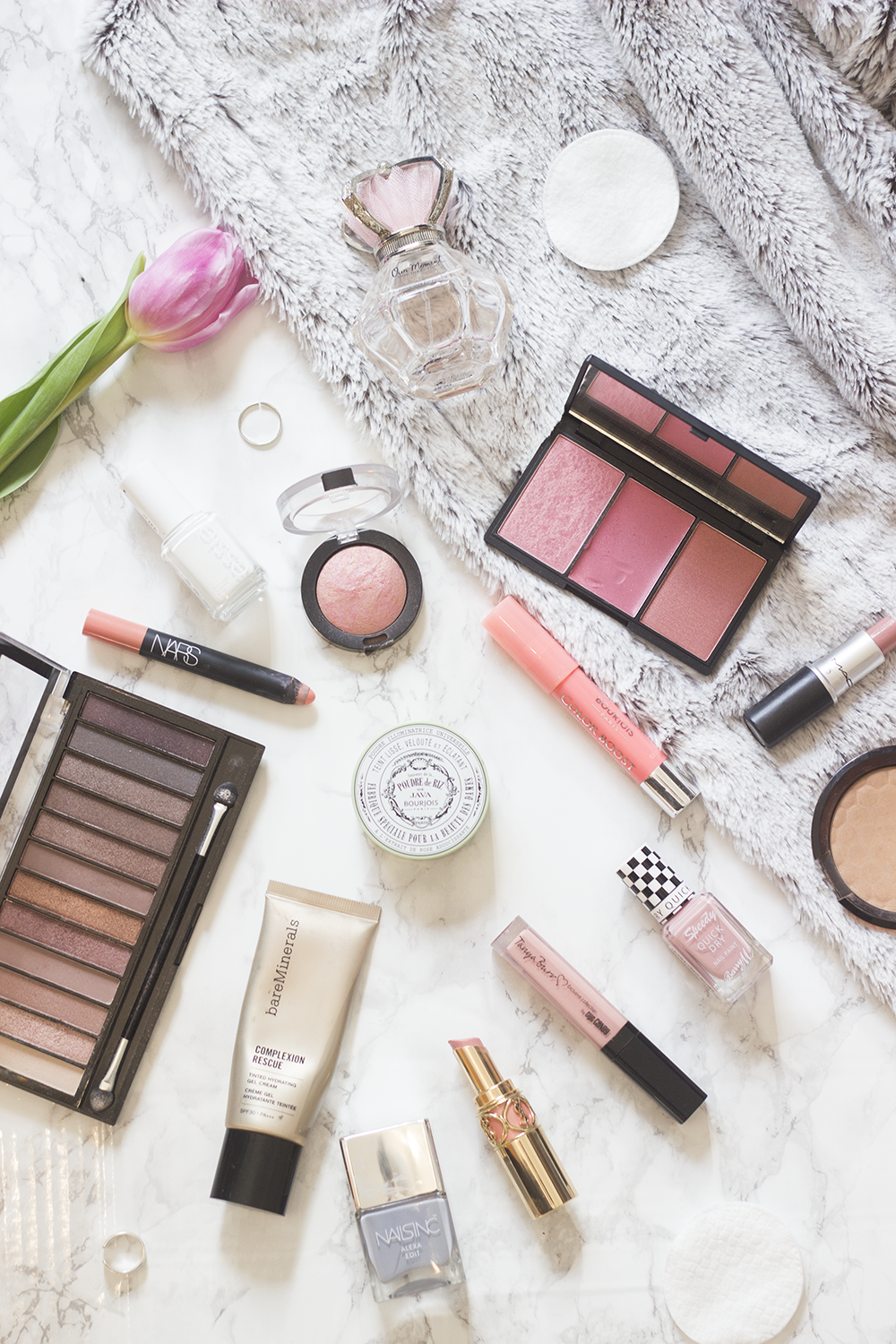 Spring Makeup The Basics