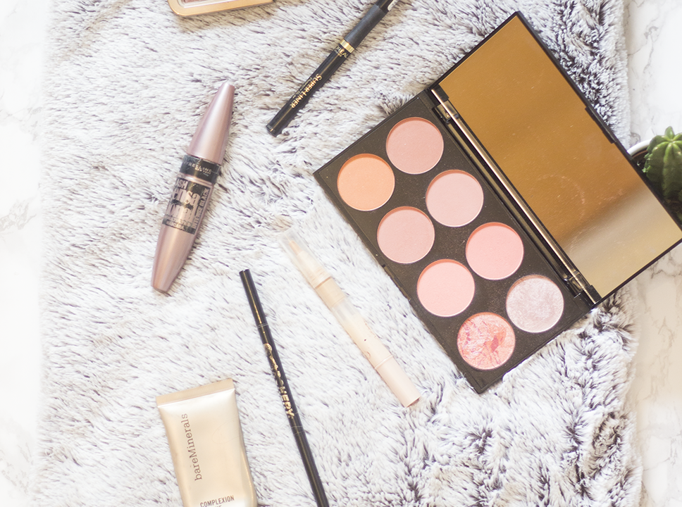 What's In My Makeup Bag: February