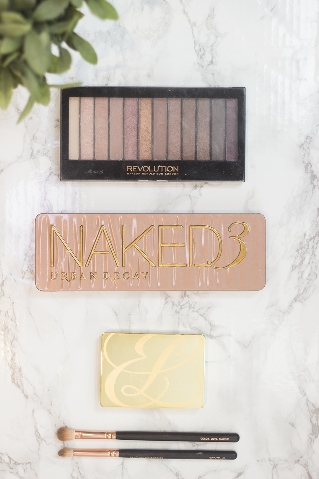The Daytime Eyeshadow Palettes