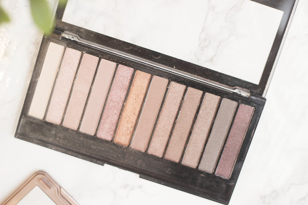 The Daytime Eyeshadow Palettes Makeup Revolution Iconic 3