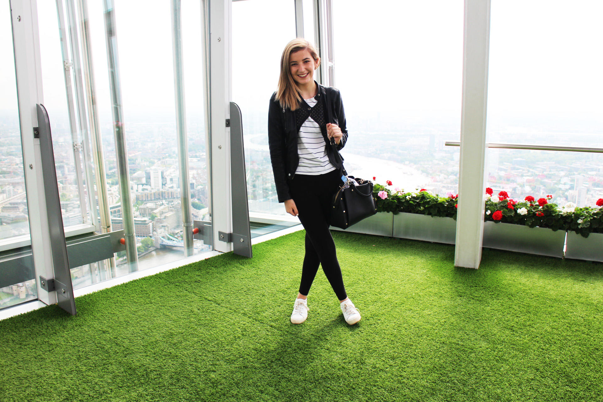 Yoga at The Shard With Farfetch
