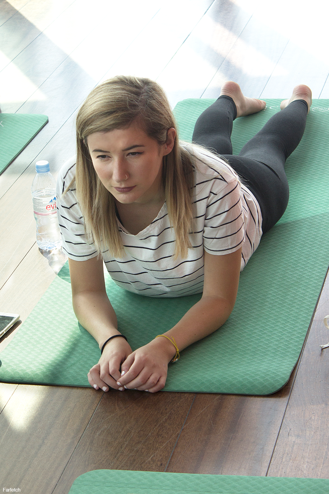 Yoga at The Shard With Farfetch (C)Farfetch