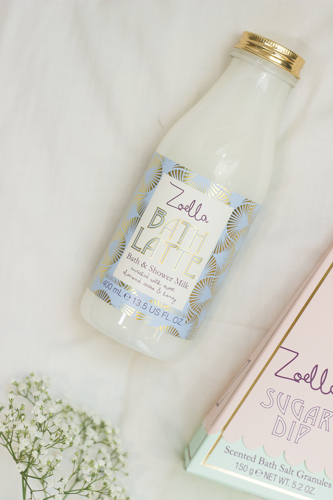 Zoe's Sweet Inspirations Bath Latte Zoella