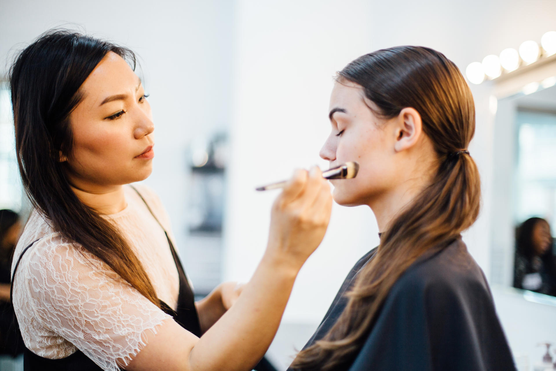 Beauty Masterclass with Farfetch