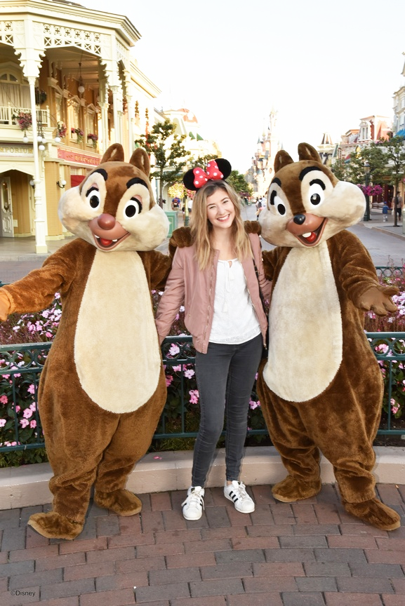 Disneyland Paris 2016