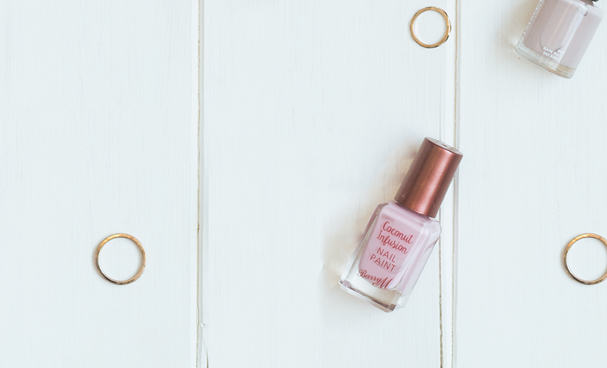 The Autumn Nail Polish Picks Barry M Coconut Infusion