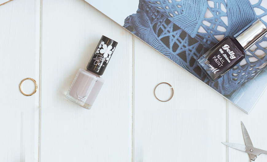 The Autumn Nail Polish Picks Rimmel Rita Ora