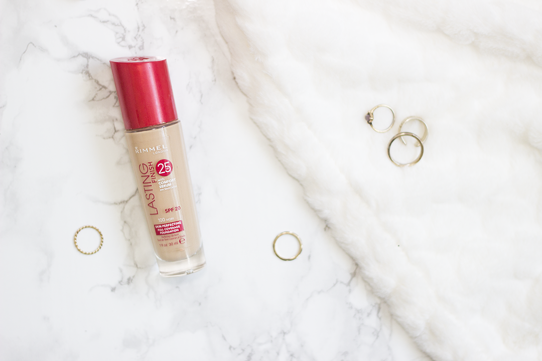 The September Favourites Rimmel Lasting Finish