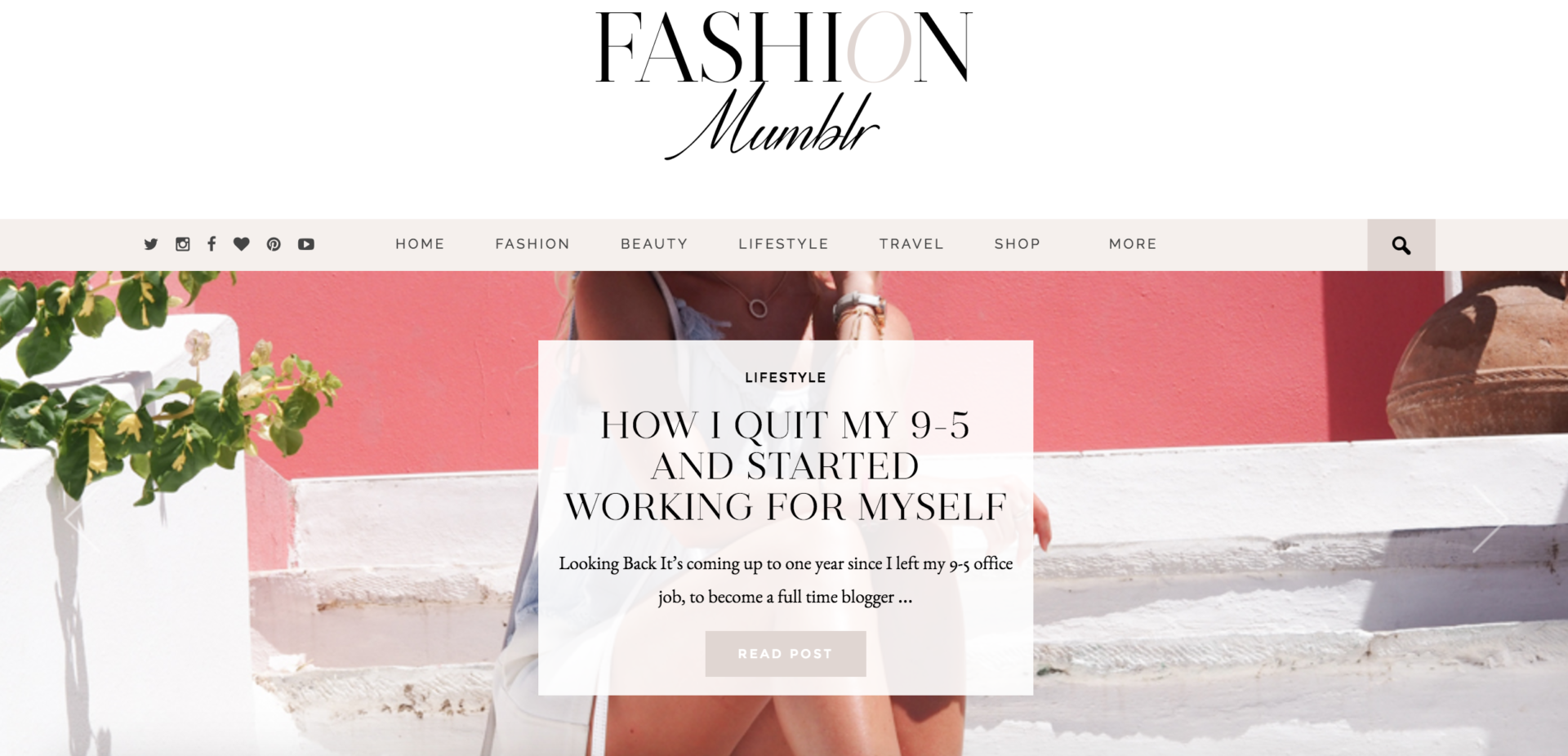 Blogs I've Bookmarked Fashion Mumblr
