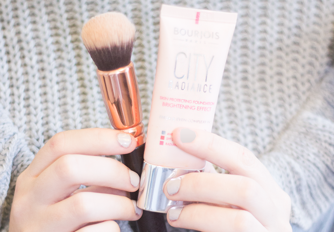 Bourjois City Radiance Foundation