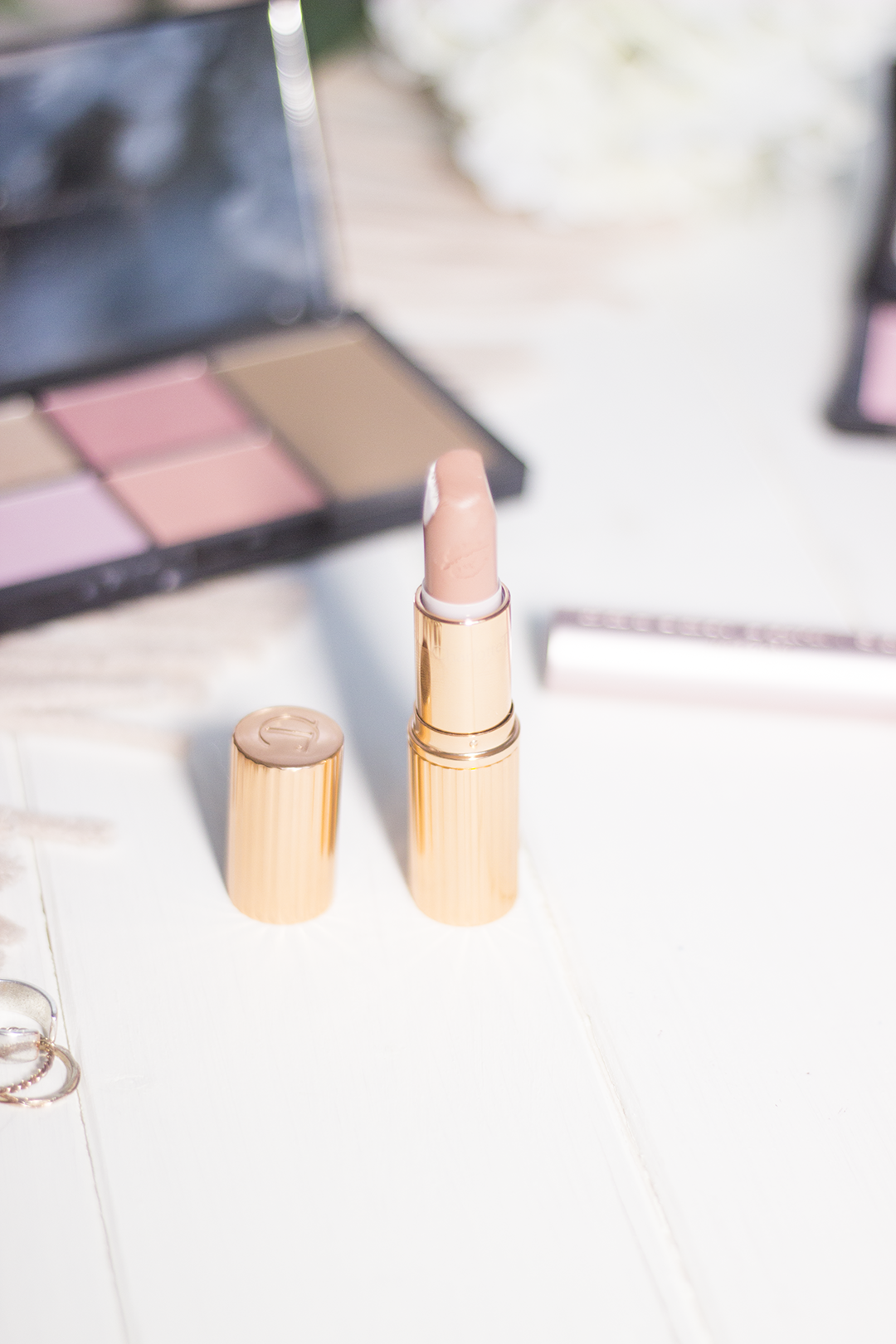 High End Beauty items Charlotte Tilbury Penelope Pink