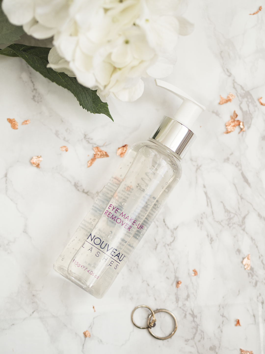 Nouveau Lashes Eye Make-up Remover