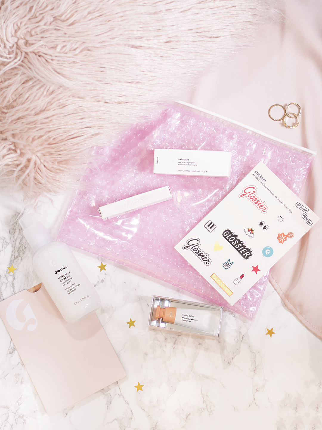 Glossier Haul and First Impressions