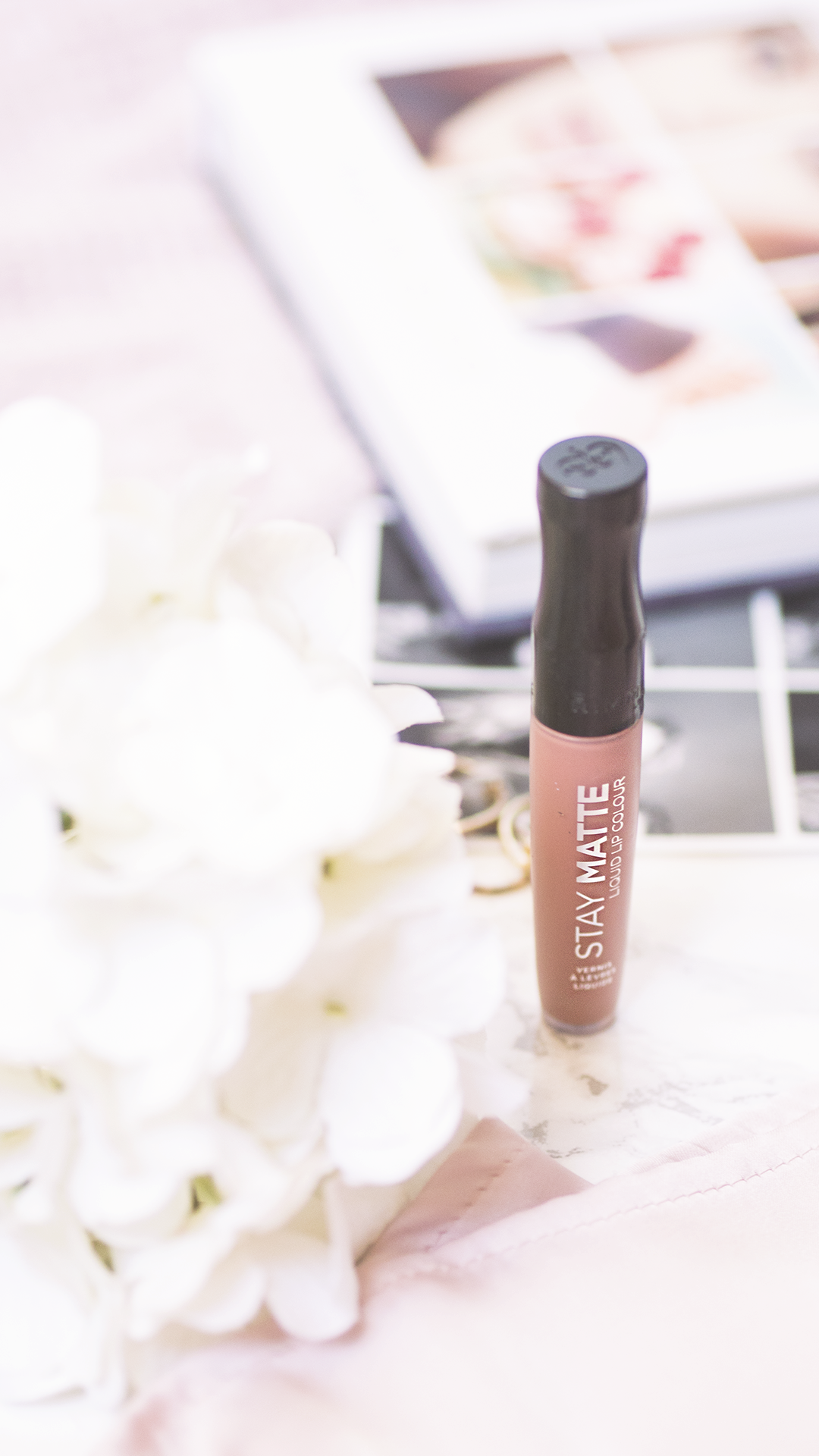 The September Favourites Rimmel Stay Matte Liquid Lipstick