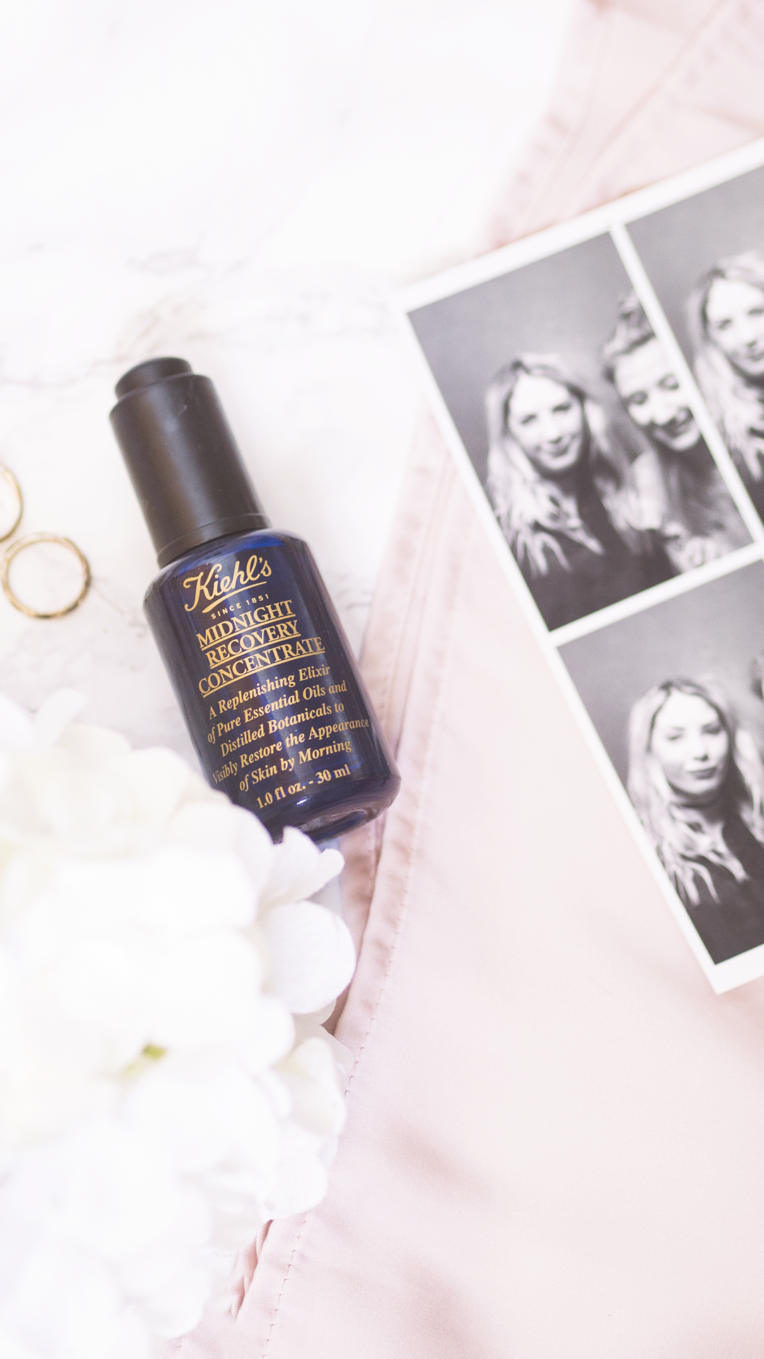 The September Favourites Kiehl's Midnight Recovery Concentrate