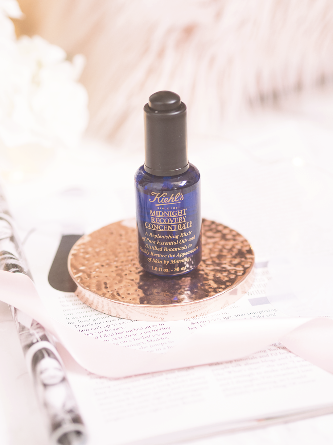 Why You Need a Facial Oil Kiehl's Midnight Recovery Concentrate