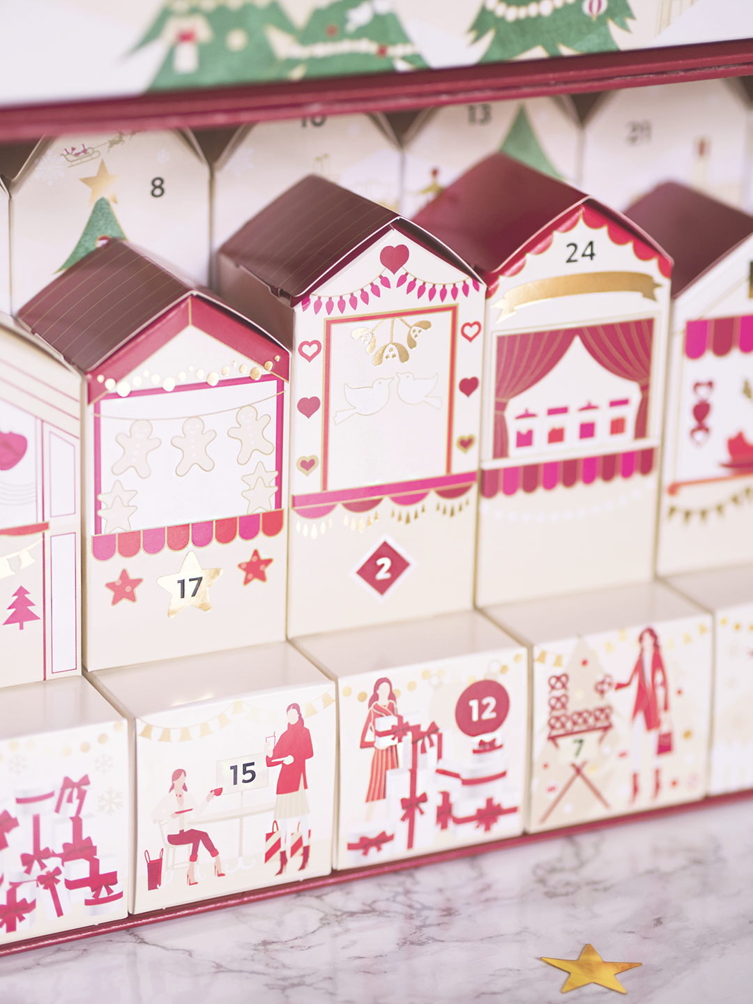 M&S Beauty Advent Calendar Sneak Peak and Launch