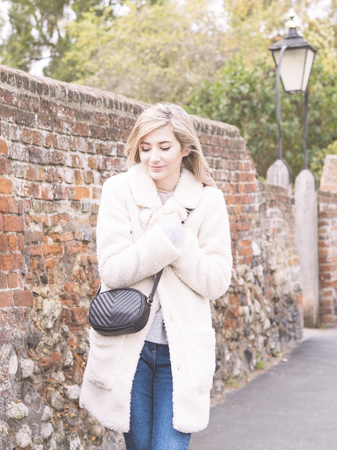 Comfiest Winter Coat Teddy Bear Coat