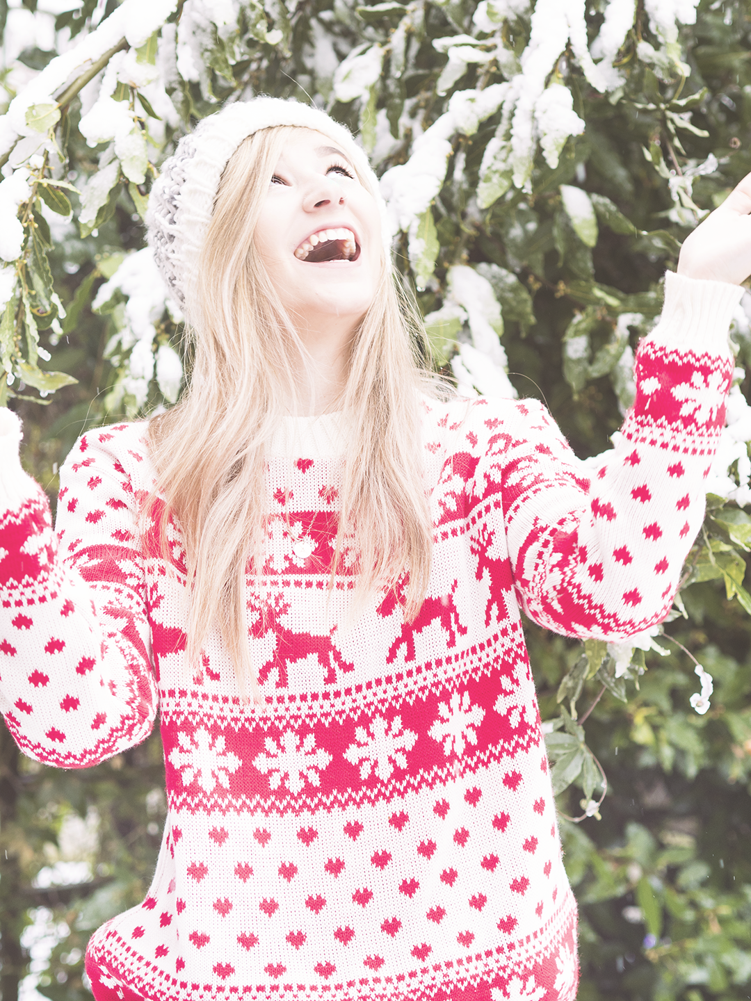 The Christmas Jumper with Boohoo and Teenage Cancer Trust