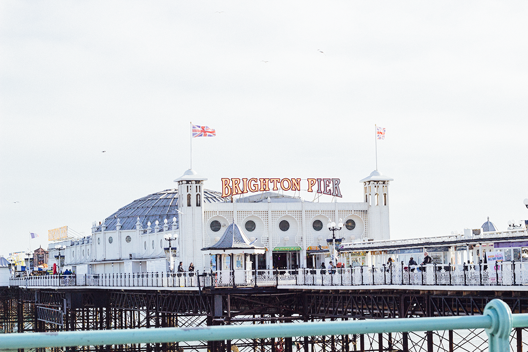 Getting Away: Brighton