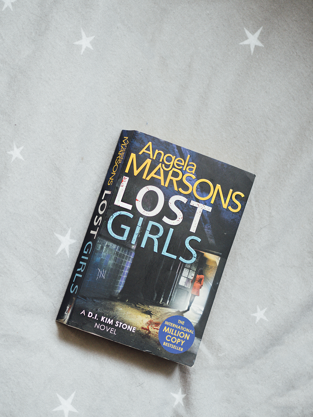 Falling back in love with Reading Lost Girls Angela Marsons