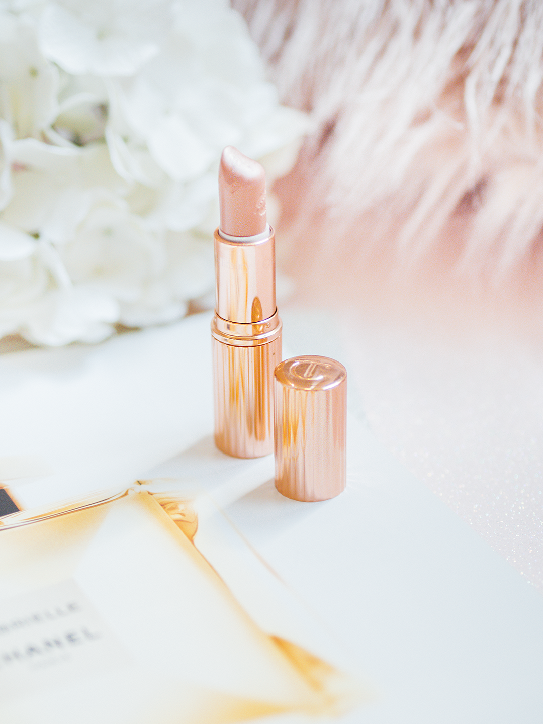 January Makeup: The Top Three Charlotte Tilbury Penelope Pink