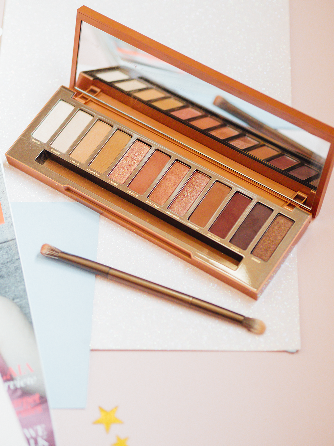 Worth the hype? The Naked Heat Palette