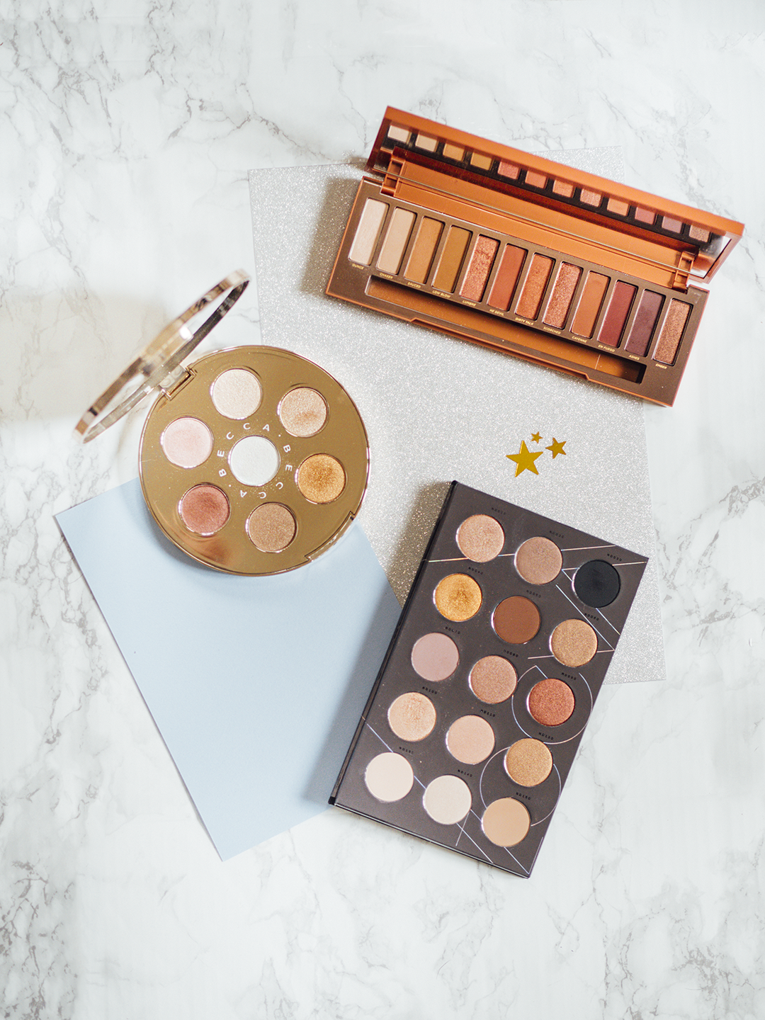 New In The Collection: Palettes