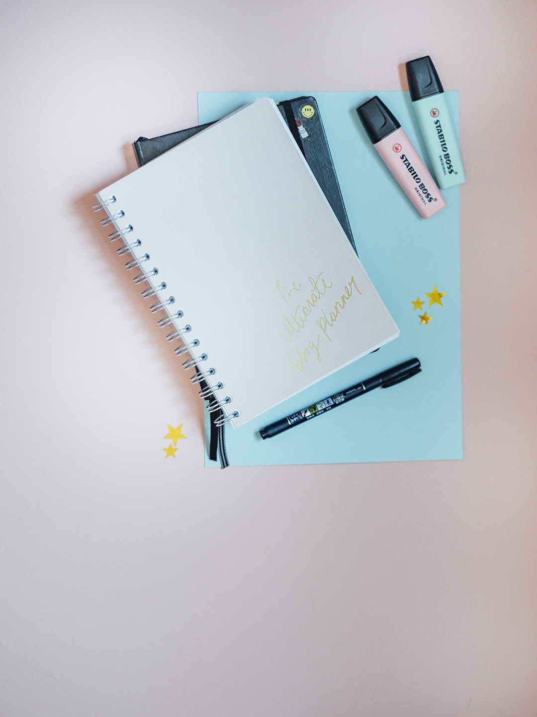 How I'm Organising Myself in 2018 The Ultimate Blog Planner
