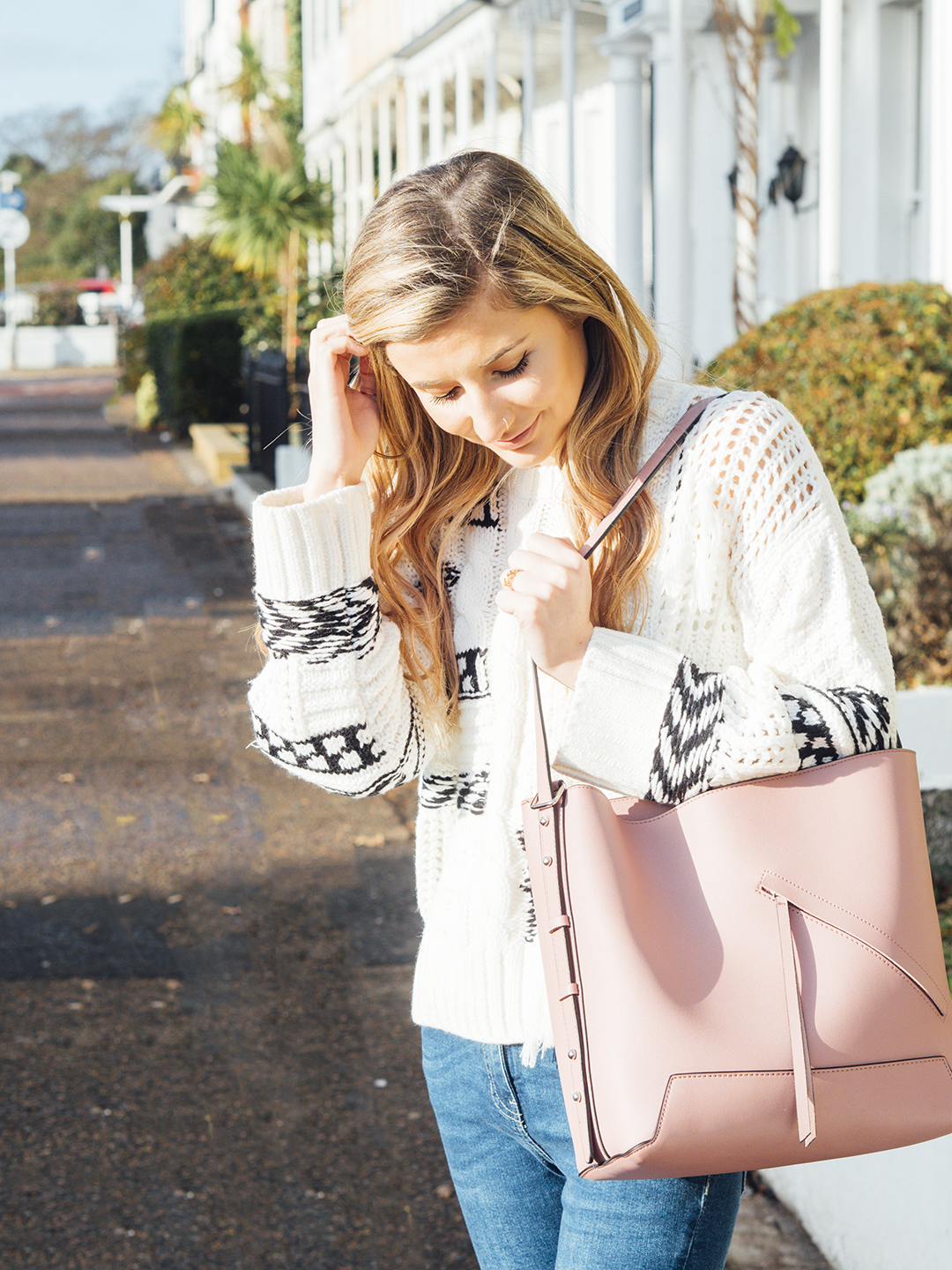 The Pink Pastel Bag Of Dreams Topshop Sicily Bag