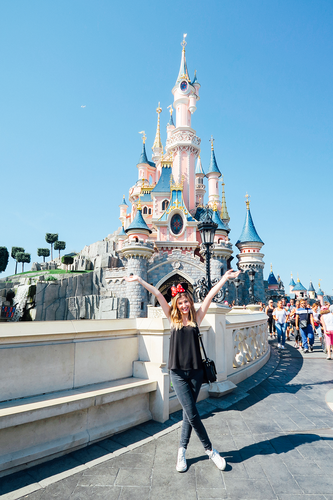 Top 5 things to do in Disneyland Paris