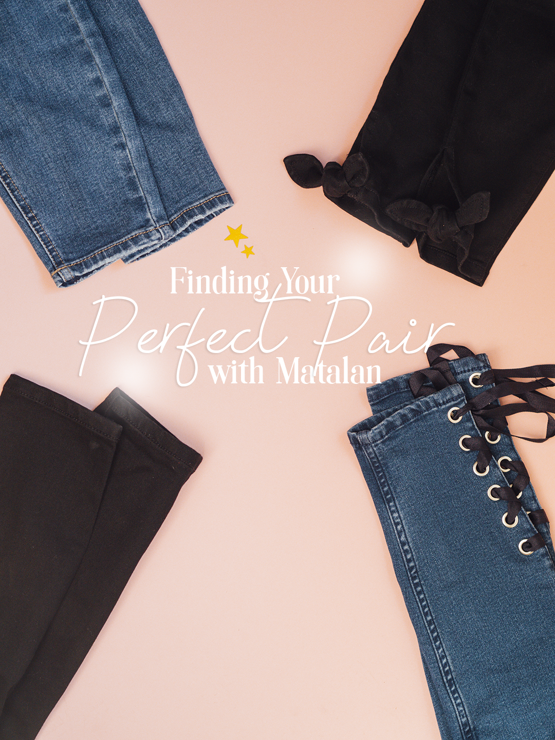Finding your Perfect Pair with Matalan