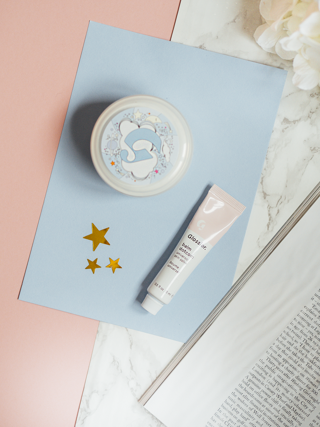 New In From Glossier