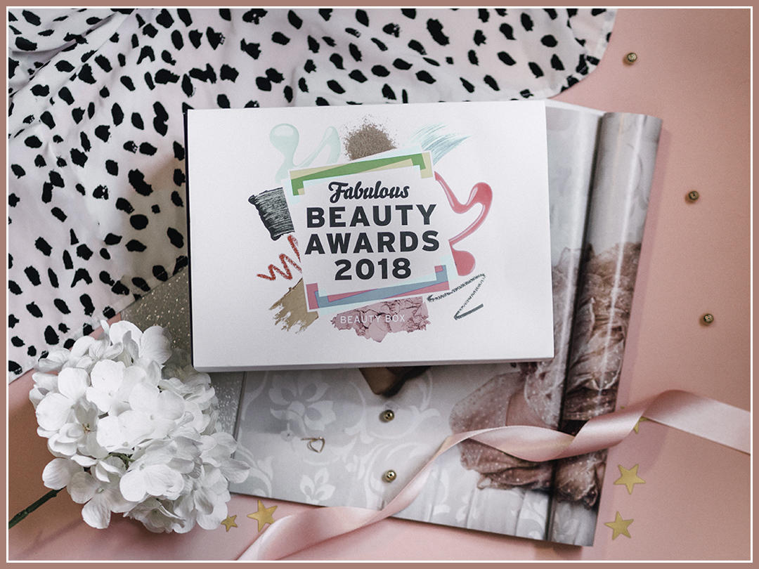 The Latest In Beauty Fabulous Beauty Awards 2018 Box