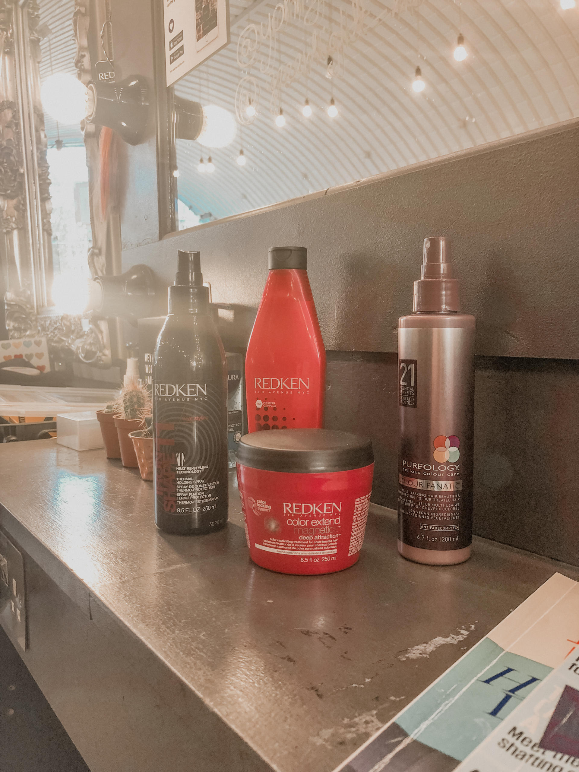 The much needed hair refresh with Live True London